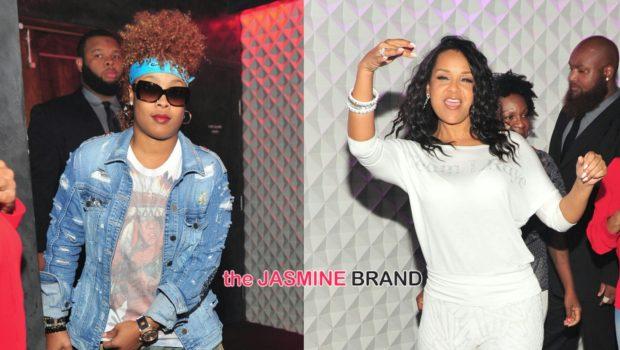 [Photos] LisaRaye, Da Brat, NeYo & Allen Iverson Party in ATL