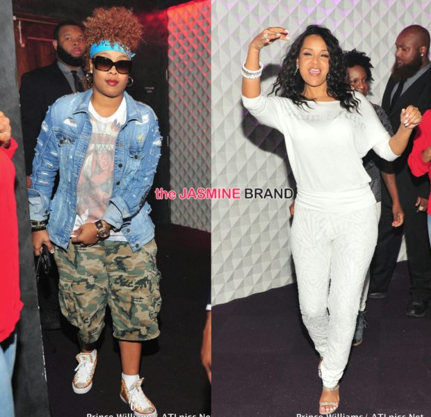 [Photos] LisaRaye, Da Brat, NeYo & Allen Iverson Party in ATL