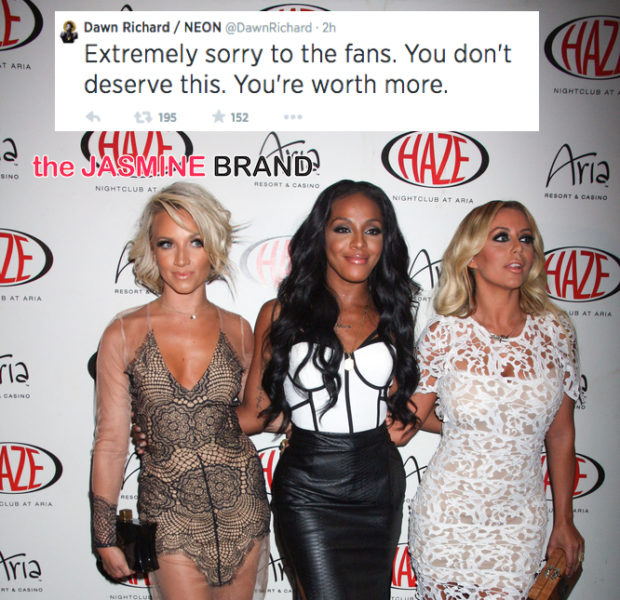 [UPDATE] Aubrey O'Day Says Dawn Richard Is Physically & Verbally Abusive + Dawn Responds