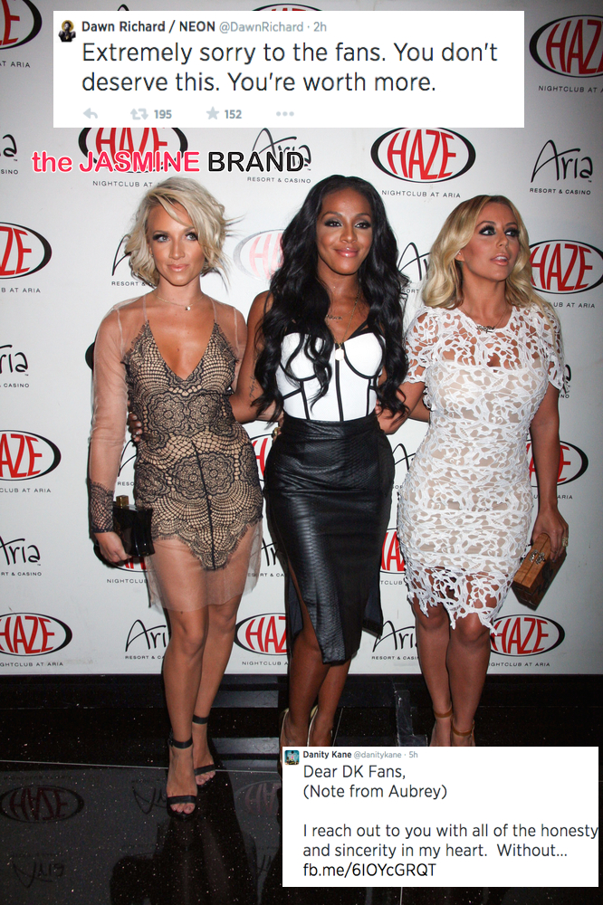 Danity Kane in Concert at Haze Nightclub in Las Vegas -  July 19, 2014