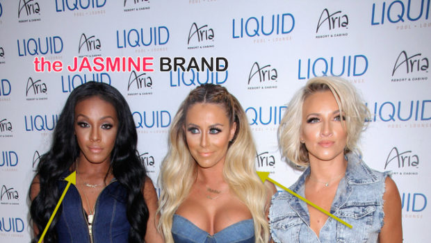 [Thug Life] Danity Kane's Dawn Richard & Aubrey O'Day Get Into Physical Brawl