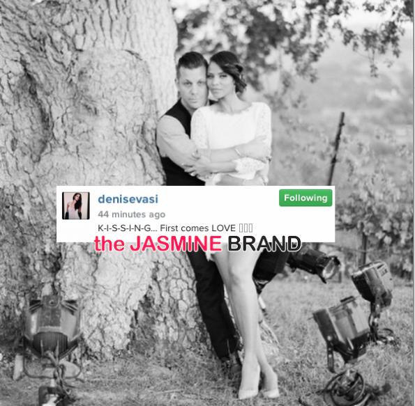 denise vasi and husband announce pregnancy on instagram-the jasmine brand