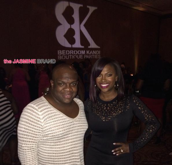 derek j-kandi burruss-hosts bedroom kandi conference atlanta 2014-the jasmine brand