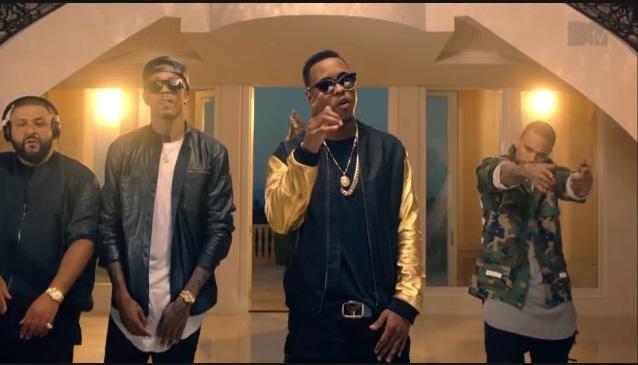 DJ Khaled feat. Chris Brown, August Alsina, Future ...