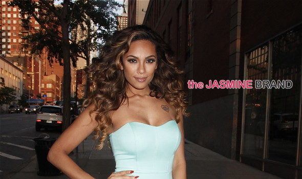Deuces! Erica Mena Pens Farewell to Love & Hip Hop New York