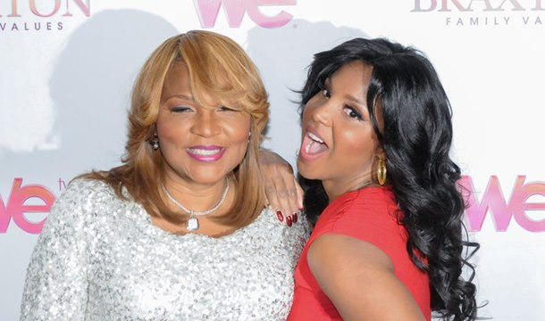[EXCLUSIVE] Toni Braxton's Mother Evelyn: Gets Restraining Order Against Stalker, Fears Man Will Kill Her