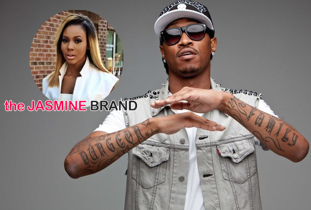 [EXCLUSIVE] Rapper Future – Settles Child Support Case With Baby Mama #2, Brittni Mealy