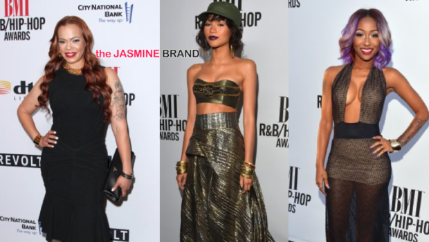 [Photos] BMI Honors Ludacris + Chris Brown, Tamar Braxton, Zendaya, Future and More Famous Folk Attend