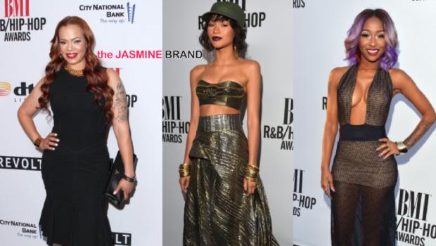 [Photos] BMI Honors Ludacris + Chris Brown, Tamar Braxton, Zendaya, Future and More Famous Folk Attend