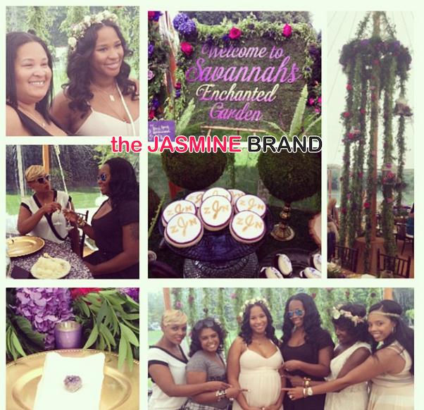 ii-savannah james baby shower 2014-the jasmine brand