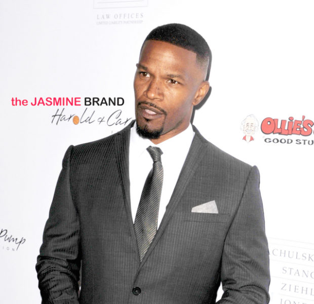 Jamie Foxx To Produce Marvin Gaye Series