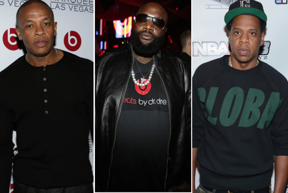 jay z rick ross and dr dre-win three kings lawsuit-against gospel group the jasmine brand