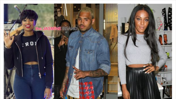 Dawn Richard Hits Magic Show, J.Hud Hits 'Today Show' + Chris Brown Shops in Soho