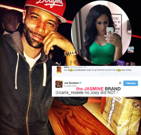 joe budden-denies physically beating up girlfriend audely-the jasmine brand