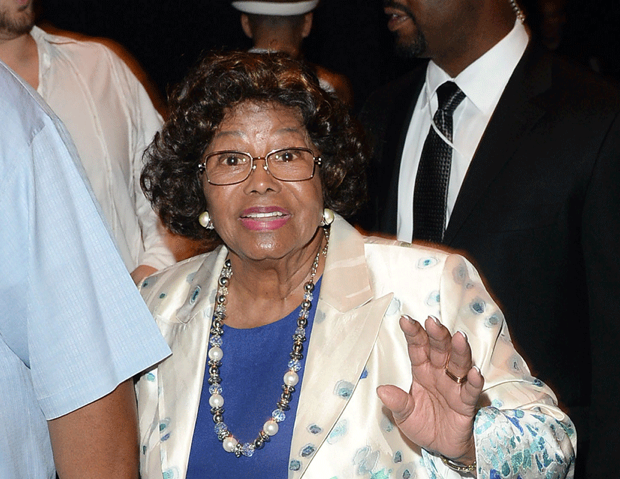 Katherine Jackson Bans MJ's Kids From Appearing On Upcoming Jackson Family Reality Show