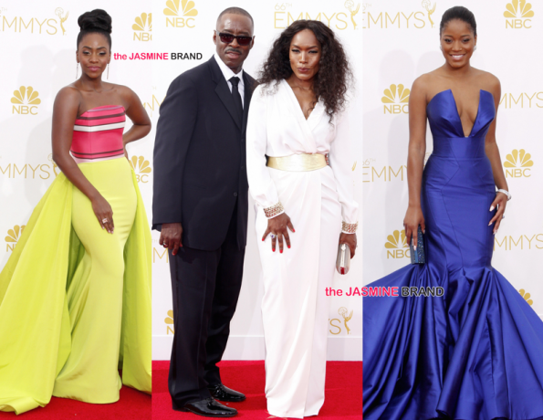 keke palmer-angela bassett-66 emmy awards red carpet 2014-the jasmine brand