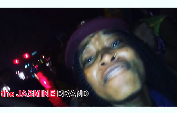 07d168c2f1c KeKe Palmer Joins Protesters in Ferguson  They Threw Tear Gas