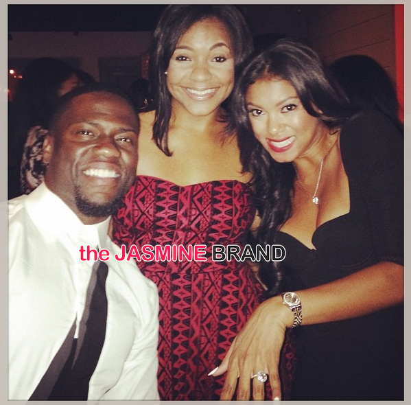 kevin hart and girlfriend eniko engaged the jasmine brand