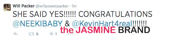 kevin hart and girlfriend eniko parish-engaged the jasmine brand