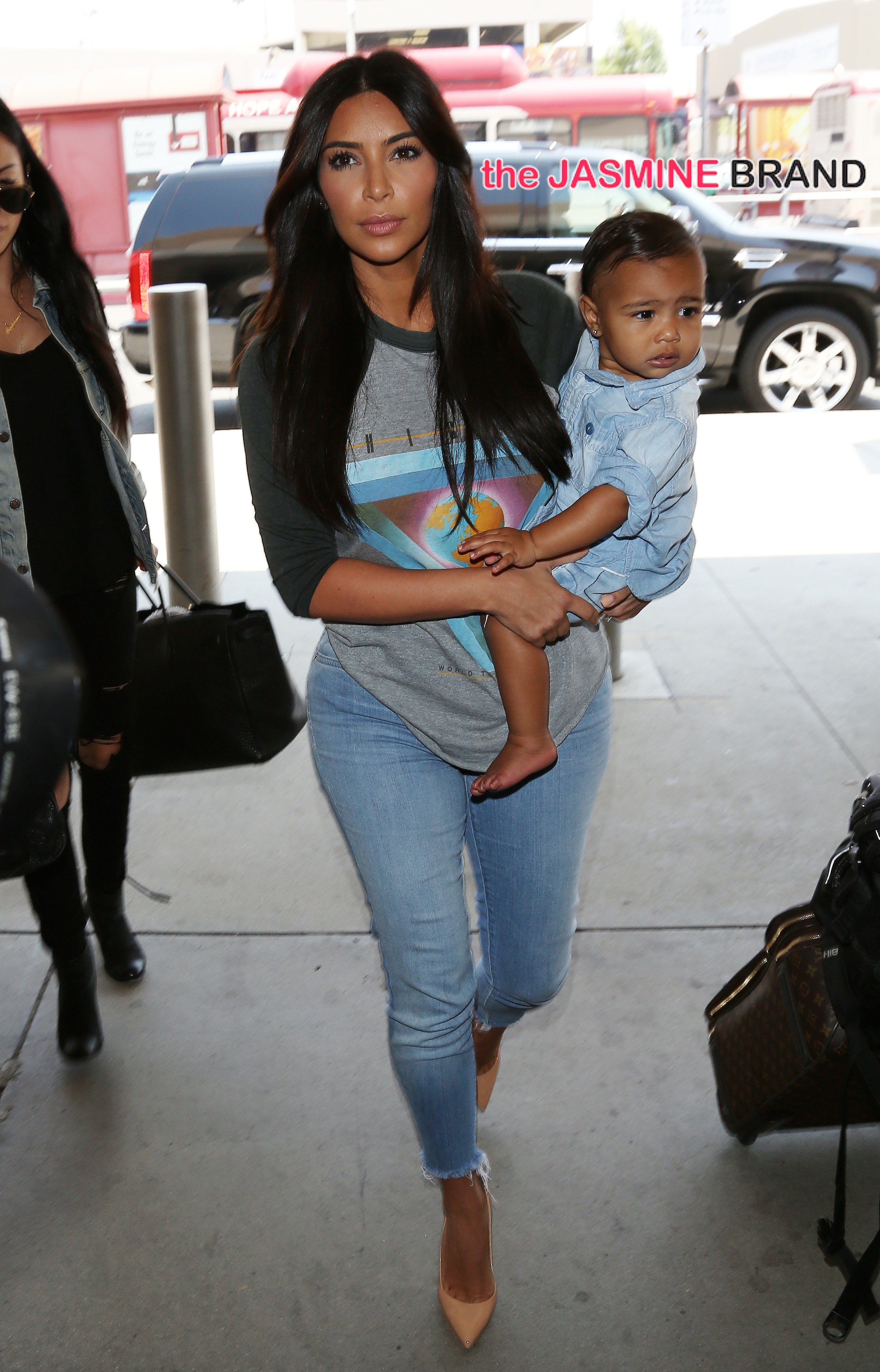 Update kim kardashian accidentally forget baby north west read her