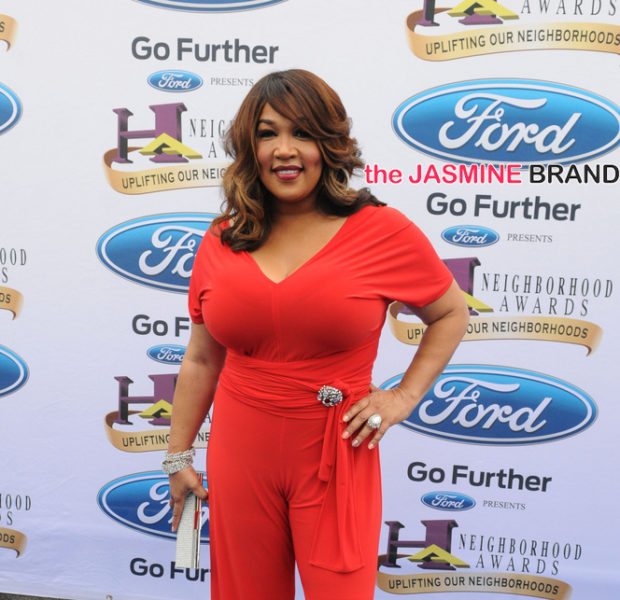 Actress Kym Whitley Robbed!