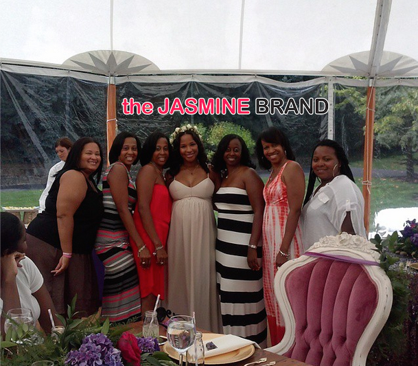 lebron james wife-savannah james baby shower 2014-the jasmine brand