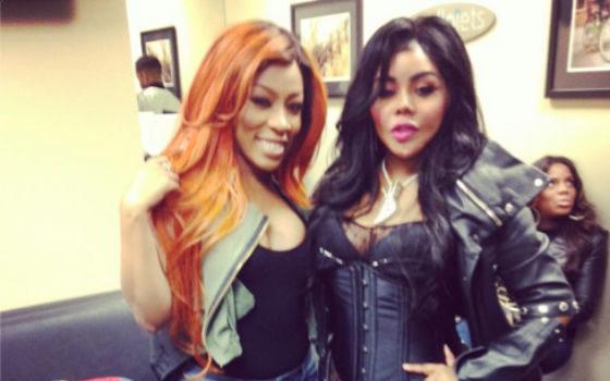 K. Michelle & Lil Kim Publicly Argue Over Nicki Minaj