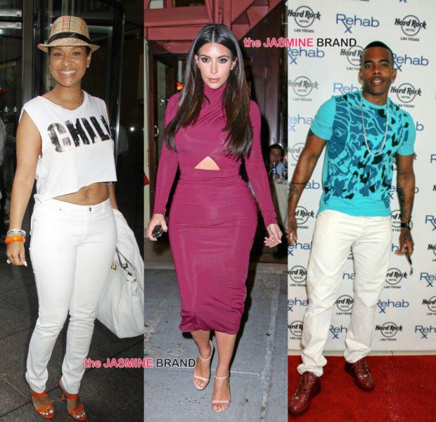 Kim Kardashian Hits Soho, LisaRaye Visits Sirus, Mario Takes Rehab + Elle Varner, Bobby Brown, Terry Crews