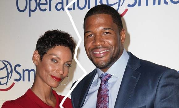 [More Messy Details] Michael Strahan & Nicole Murphy's Break-Up: Cheating Accusations, Hotel Confrontations