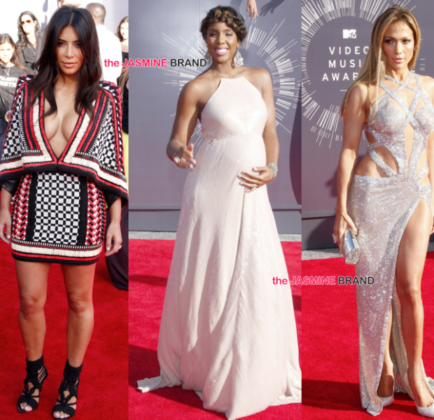 MTV Video Music Awards Red Carpet: J.Lo, Beyonce, Ariana Grande, Rita Ora, Kim Kardashian & More!