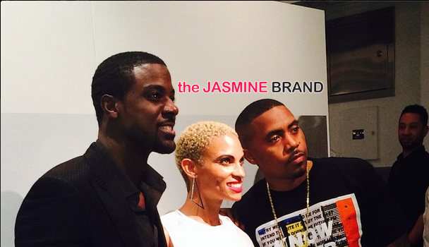 Lance Gross Debuts Photo Exhibition: Nas, Tatyana Ali, Goapele Attend