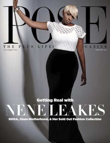 NeNe Leakes Talks Fashion, Former Friends & Being Original ATL Housewife