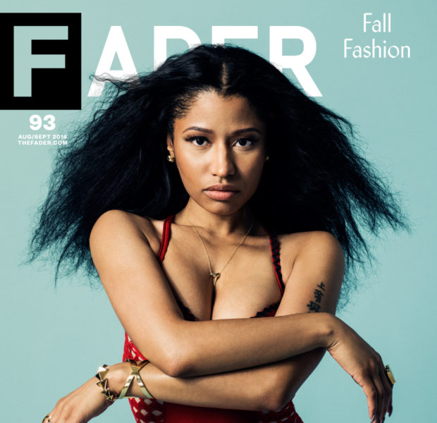 Nicki Minaj Covers 'The Fader': A Young Black Woman Can Sell Things Outside of Music