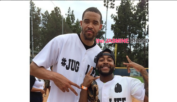 Nick Young, Ray J, Terrell Owens, Golden Brooks & More Celebs Attend 'Juglife' Softball Game