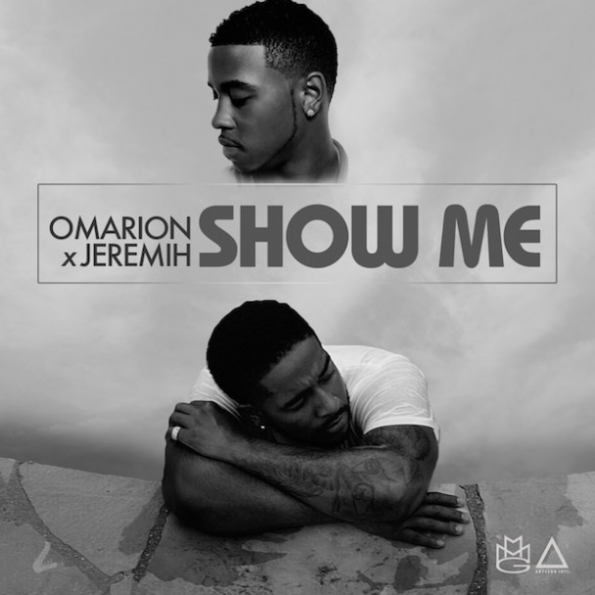 omarion jeremih-new music-show me-the jasmine brand