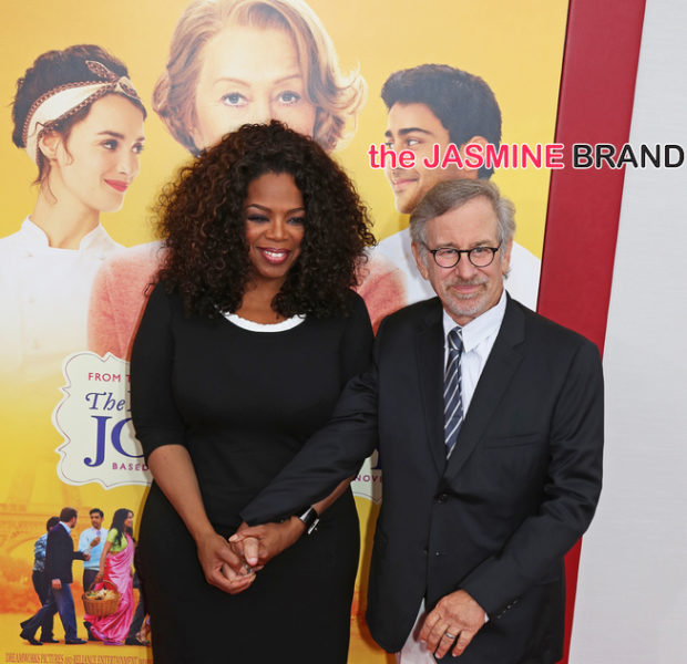 Oprah Winfrey & Gayle King Attend 'The Hundred Foot Journey' Premiere + Wesley Snipes Hits 'The Expendables 3' Premiere