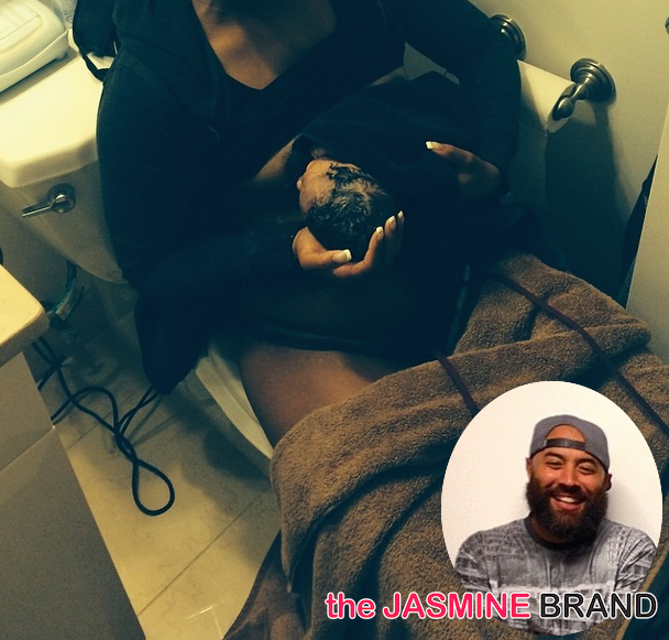 Super Dad! Popular NYC Radio Personality Ebro Helps Deliver His Baby in Bathroom