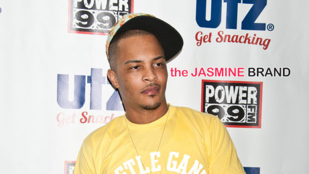 EXCLUSIVE: T.I. Responds To Producer Accusing Him of Song Theft