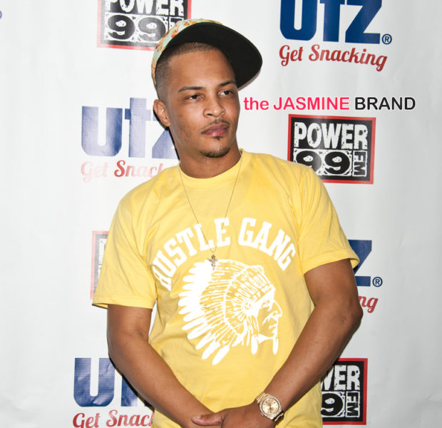 T.I. Doesn't Want Black Celebs To Meet With Trump