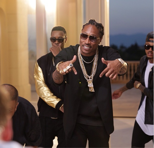 [EXCLUSIVE] Rapper Future – Judge Orders Child Support Be Taken Directly Out of Music Checks