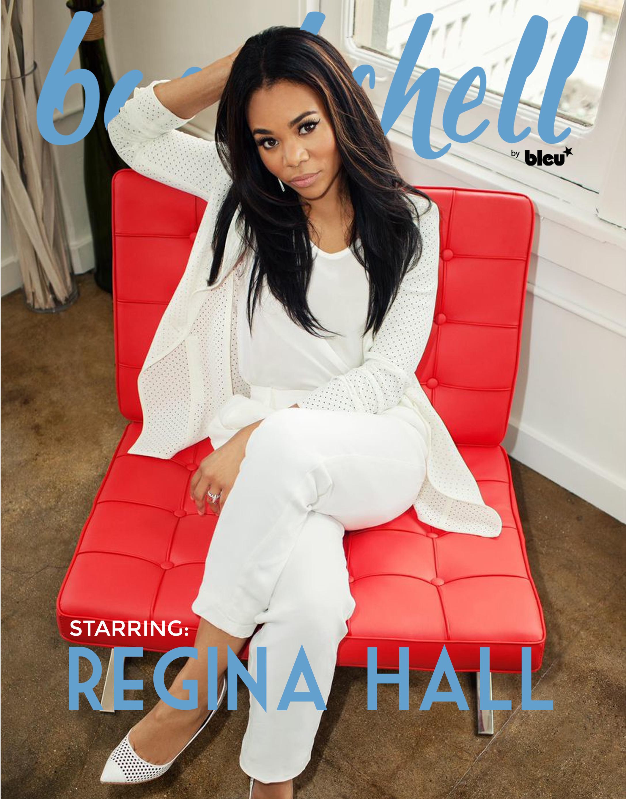 regina hall-bleu magazine cover-the jasmine brand