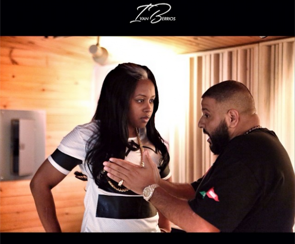 remy ma posts jail-with dj khaled the jasmine brand