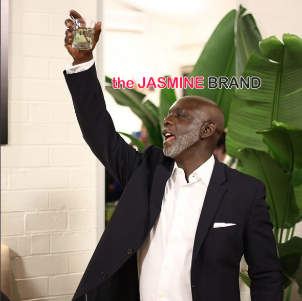 [Photos] RHOA's Peter Thomas & Kordell Stewart Open Sports Bar in Charlotte