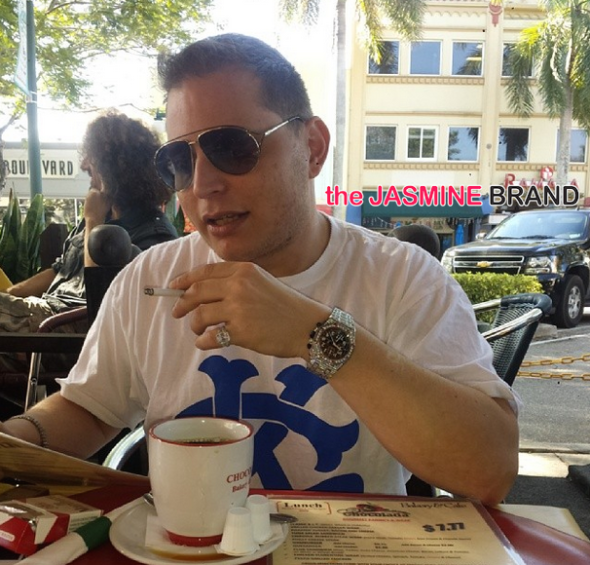 (EXCLUSIVE) Scott Storch Graduates Debt School