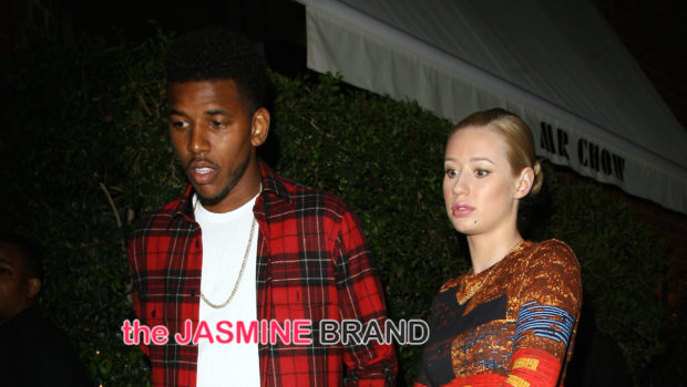 Iggy Azalea Denies Kicking Nick Young Out His Mansion: I'm the one moving!