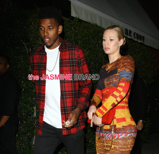 Nick Young Hints At Split With Iggy Azalea?