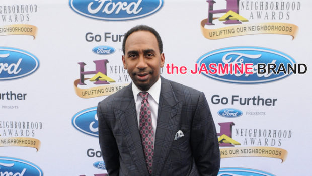 Stephen A. Smith In Talks Of Securing $40 Million, 5-Year Extension With ESPN