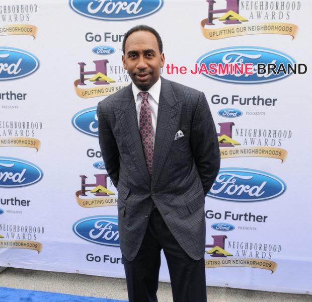 Stephen A. Smith May Become Richest On-Air ESPN Talent, Rumored To Make Up To $10 Mill Per Year