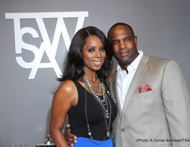 Tasha Smith Officially Files For Divorce, Paying Husband 50k Spousal Support