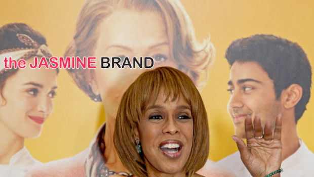 Gayle King Caught Her Ex-Husband In Bed With Another Woman